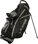 Team Golf 14228 NHL Los Angeles Kings Fairway Stand-Carry Bag 14 Way
