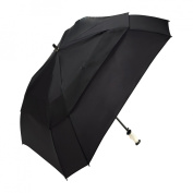 WindPro Gellas Auto Open Vented Square Golf Umbrella - Solid Colors