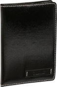 Clava 885002BLK Wellie Passport Wallet - Black