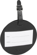 Clava CL-2007 Color Circle Luggage Tag - CL Black