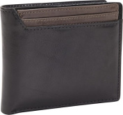 RFID Black Ops I.D. Convertible Thinfold Wallet