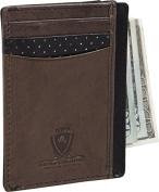 RFID Black Ops Front Pocket Get-Away Wallet