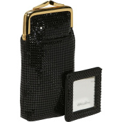 Long Cigarettes/Eyeglass Case with Mirror