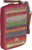 Classic Crochet Smartphone Wristlet