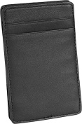 Royce Leather 117-BLACK-5 The Magic Wallet - Black