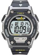 Timex Men's Ironman Shock 30-Lap Watch, Black Resin Strap