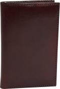 Old Leather 8 Pocket Credit Card Case