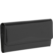Patent Collection Clutch Wallet
