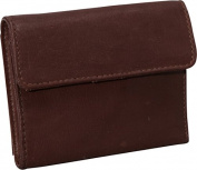 Mini Tri Fold w/ Change Flap