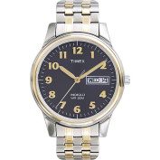 Timex Men's Two-Tone Stainless Steel Watch