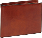 Old Leather Credit Wallet with ID Passcase