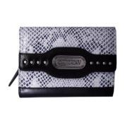 Italian Leather Clutch Wallet