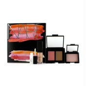 Wicked Attraction Set (Eyeshadow Base, Eyeshadow, Blush/Bronzing Duo & Lip Gloss), 4pcs