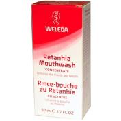 Weleda 0753434 Ratanhia Mouthwash Concentrate - 1.7 fl oz