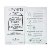 Newhite Instant Brightening Mask For The Face, 7x40ml/1.4oz