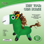 CFK Knit Your Own Horse