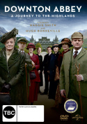 Downton Abbey A Journey To The Highlands DVD  [Region 4]