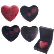 Harmony Patterned Heart with Gift Box