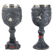 Metal Dragon Goblet