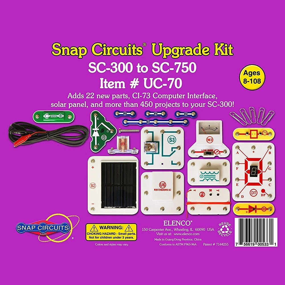 Snap Circuits Toys Buy Online From Elenco Green Alternative Energy