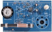 Elenco AM780K 2 IC AM Radio Kit - polybagged