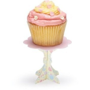 Sweetly Does It Paper Mini Cupcake Stands, Pack of Six, Gift Boxed