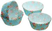 Paper cake cases, Vintage Rose 5cm