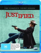 Justified: Season 3  [3 Discs] [Region B] [Blu-ray]