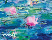 Monet Waterlilies Portfolio Notes