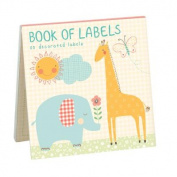 Playful Animals Book of Labels