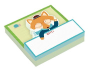Mr. Fox Shaped Memo Pad