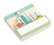 New York Shaped Memo Pads