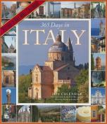 365 Days in Italy Calendar 2014