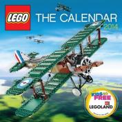 Lego: The Calendar 2014