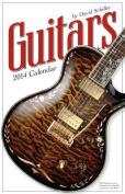 Guitars 2014 Wall Calendar