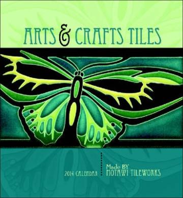 Motawi Arts & Crafts Tiles Calendar 2014