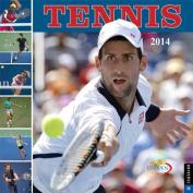 Tennis 2014 Wall Calendar