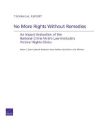 No More Rights Without Remedies
