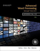 Advanced Word Processing, Lessons 56-110