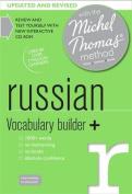 Russian Vocabulary Builder+  [Audio]