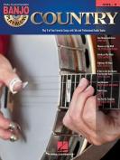 Banjo Play Along Volume 2 Country Bjo Bk/CD