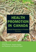Health Promotion in Canada