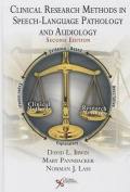 Clinical Research Methods in Speech-Language Pathology and Audiology