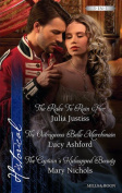 The Rake To Ruin Her/the Outrageous Belle Marchmain/the Captain's Kidnapped Beauty