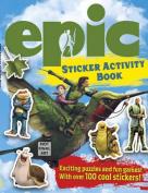Epic Sticker Activity Book
