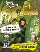 Epic Sticker Scene Book