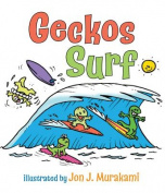 Geckos Surf [Board Book]