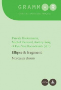 Ellipse Et Fragment [FRE]