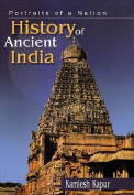 History of Ancient India (Portraits of A Nation), 1/E