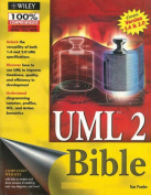 UML 2 Bible Covers Version 1.4 & 2.0
